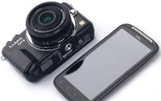 评测松下 Lumix DMC-GF3以及俄罗斯人为何很少买iPhone与iPad