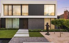 新建豪华公寓The Residence是一个创意展示