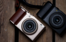 XF10是Fujifilm的新高端紧凑型相机