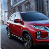 2020年的三菱 ASX是由受欢迎的日本公司生产的新型有吸引力的SUV