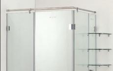 给大家评测安蒙的L形淋浴房怎么样