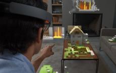 微软的下一个HoloLens可能会获得更身临其境的视野