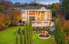 蔓延的惠勒斯山豪宅拥有郊区记录