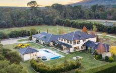 度假风格的马其顿家庭住宅 带有游泳池