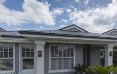 这款Arden Homes设计风格休闲 节省能源