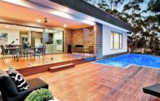 奢华的豪宅样板房瞬间就以创纪录的价格出售