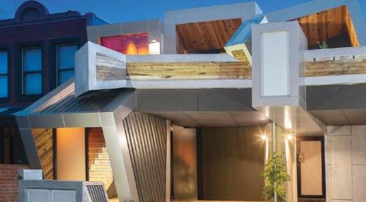 墨尔本Kooky Port的房屋为买家提供了一些开箱即用的功能