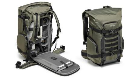 两个新的Gitzo背包确保您的装备安全