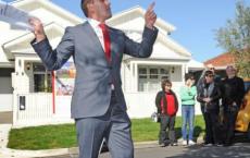 墨尔本的单位与房屋竞争价值增长